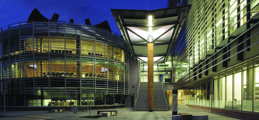 Engenium I Waitakere Civic Centre Is A Group Of Buildings